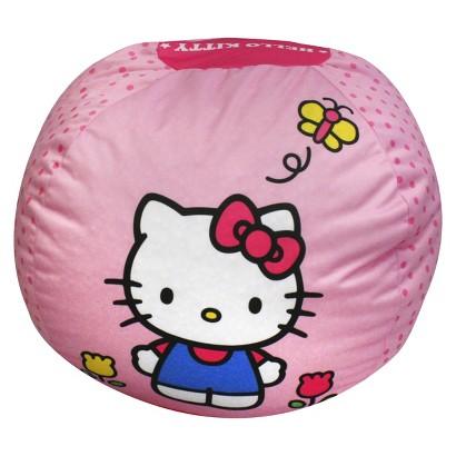 Magical Harmony Kids Bean Bag - Hello Kitty