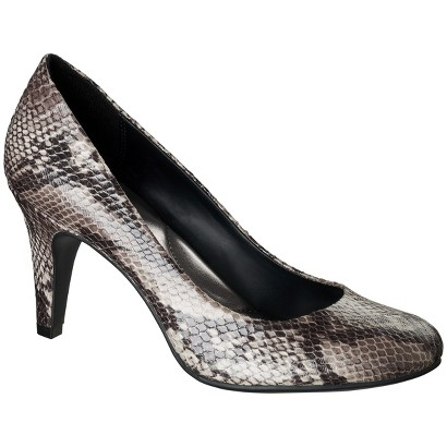 Women's Merona® Maye Pumps - Grey