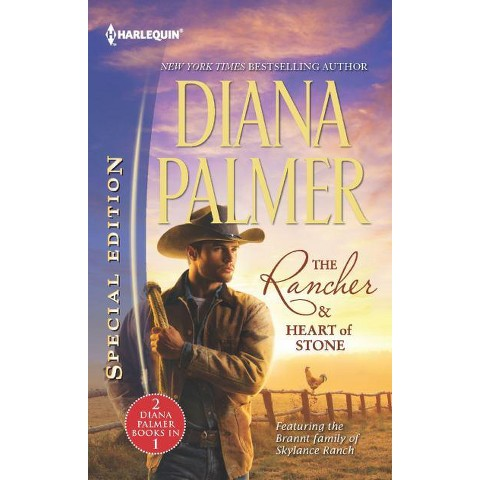 The Rancher & Heart of Stone (Paperback)