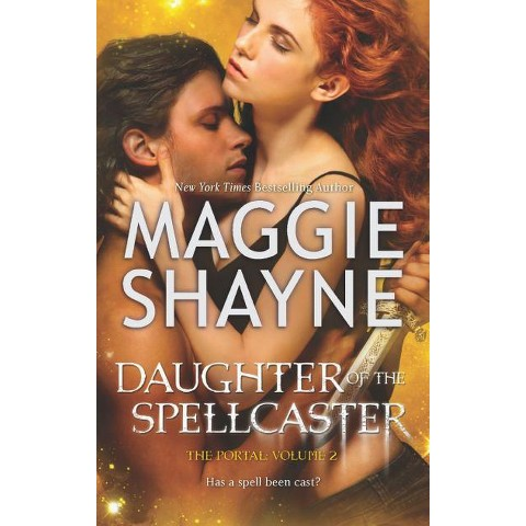 Daughter of the Spellcaster by Maggie Shayne (Paperback)