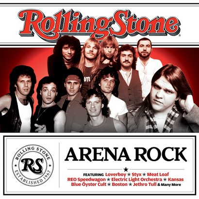 Rolling Stone Presents Arena Rock
