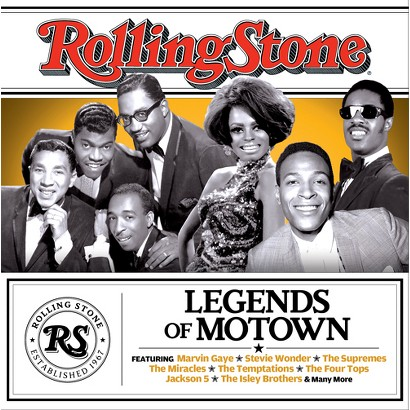 Rolling Stone Presents Legends of Motown