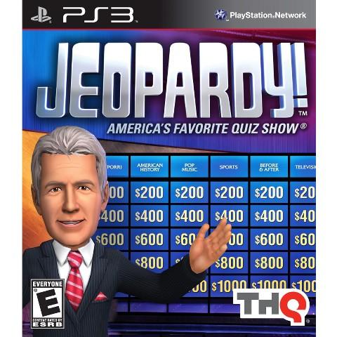 Jeopardy (PlayStation 3)