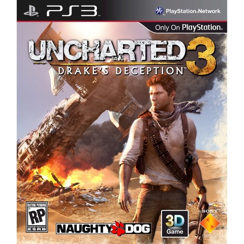 UNCHARTED 3: Game of the Year Edition (PlayStation 3)