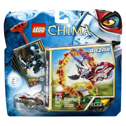LEGO® Legends of Chima 70100 - Ring of Fire
