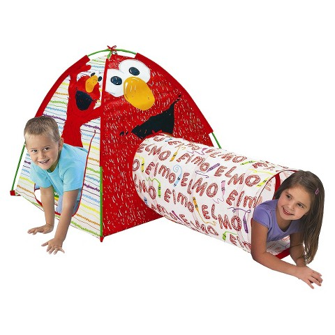 Sesame Street Elmo's Playtent