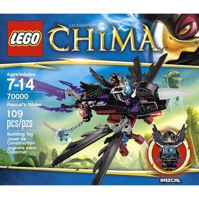 LEGO® Legends of Chima 70000 - Razcal's Glider