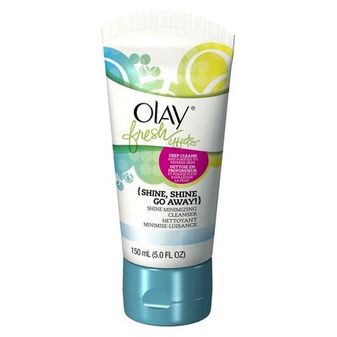 Olay Fresh Effects {Shine, Shine Go Away! Shine Minimizing Cleanser - 5 oz