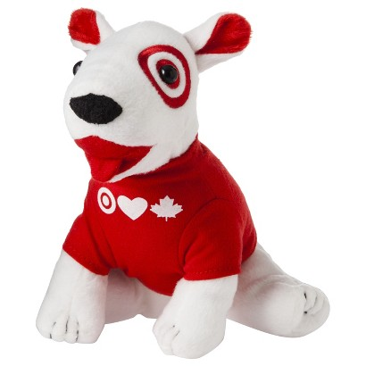 Target Loves Canada Bullseye (set of 5)