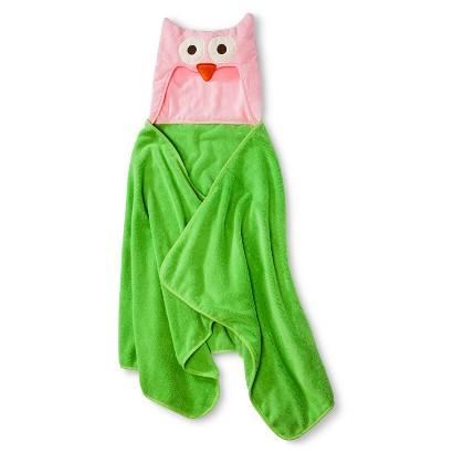 Circo® Owl Hooded Towel