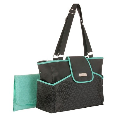 DIAPER BAG   JOY TONAL FLAP TOTE
