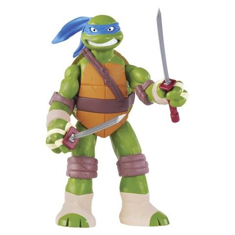 """Teenage Mutant Ninja Turtles Battle Shell Leonardo Figure - 11"""""""
