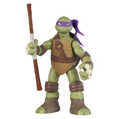 Teenage Mutant Ninja Turtles Battle Shell Donatello Action Figure - 11""