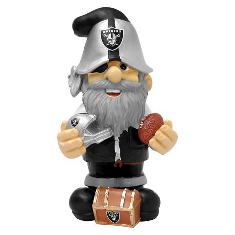 NFL Theme Gnome V2  Raiders