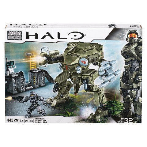 Mega Bloks Halo UNSC Mantis