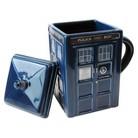 Underground Toys Doctor Who: Figural Tardis Mug