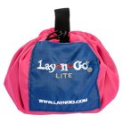Lay-n-Go Lite, Pink with Blue