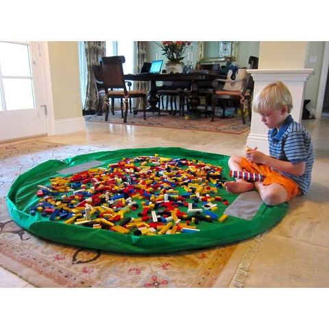 Lay-n-Go Original Activity Mat - Green