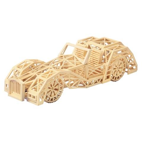 Bojeux Matchitecture - Antique Car