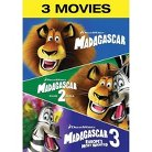 Madagascar The Complete Collection - Madagascar/Madagascar 2/Madagascar 3/Merry Madagascar 4-Disc