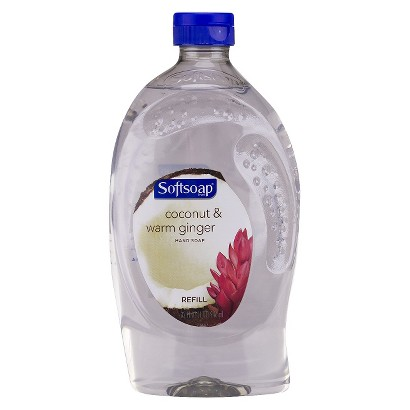 Softsoap Coconut & Warm Ginger Liquid Hand Soap Refill