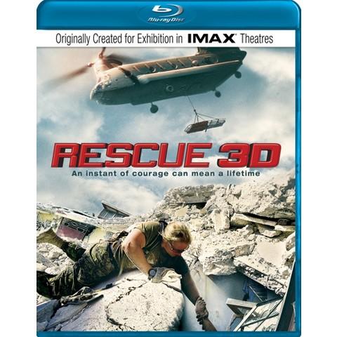 Rescue (3D) (Blu-ray) (Widescreen)