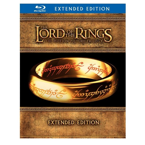 LORD OF THE RINGS: RETURN OF THE KING LIMITED EDITION (BLue-Ray, WS, PG-13, EXT)