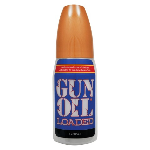 Gun Oil Loaded Lubricant - 8 oz