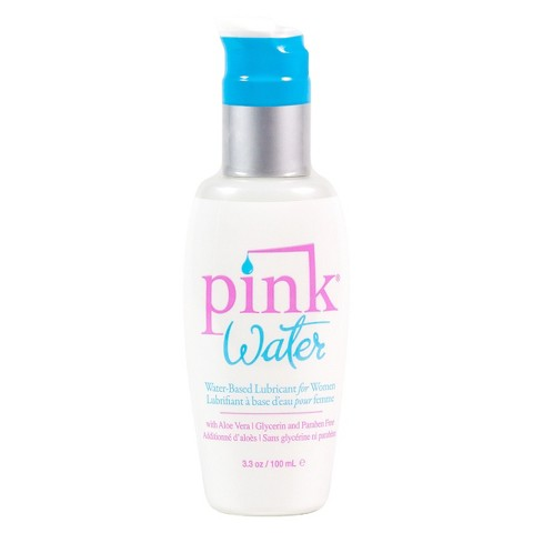 Pink Water Intimate Lubricant - 3.3 oz