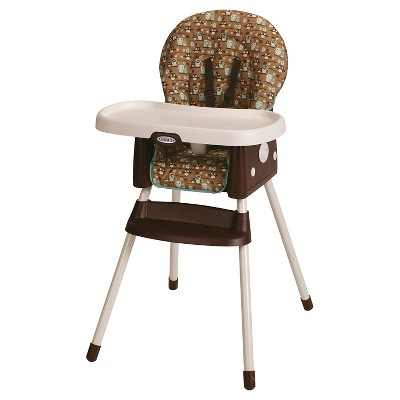 Graco SimpleSwitch Highchair - Little Hoot