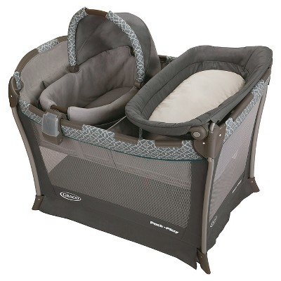 Graco Pack 'n Play Playard Day2Night Sleep System - Ardmore