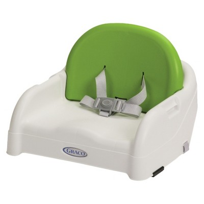 Graco Blossom Booster Seat - Parrot Green