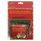 20ct Multi LED Battery Operated Mini String Lights - Set of 2