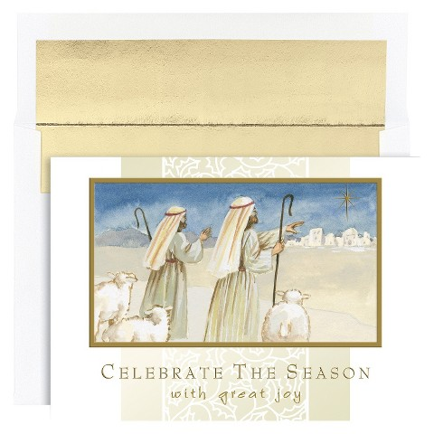 Shepherd's Flock 32 ct Boxed Cards
