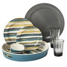 Threshold™ Stripe Dinnerware Collection...