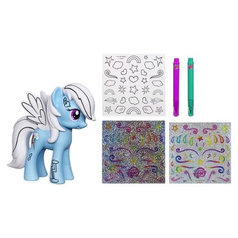 My Little Pony Design-A-Pony Rainbow Dash Pony Figure