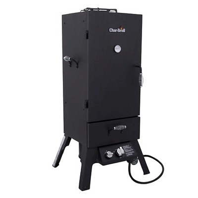 Char-Broil® Vertical Gas Smoker and BBQ Oven