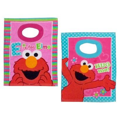 Neat Solutions Sesame Street Pullover Bib - Elmo (2 pack)