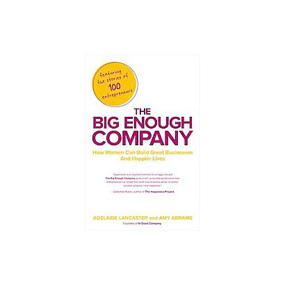 The Big Enough Company (Paperback)