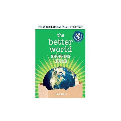 The Better World Shopping Guide (Paperback)