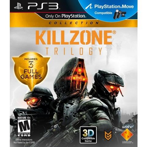 Killzone Trilogy (PlayStation 3)
