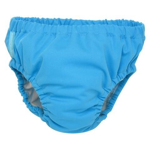 Charlie Banana Reusable Swim Diaper & Training Pant - Turquoise (Select Size)