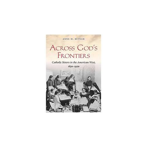 Across God's Frontiers (Unabridged) (Compact Disc)