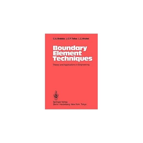 Boundary Element Techniques (Paperback)