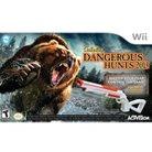Cabela's Danger Hunt 2013 with Gun for Nintendo Wii