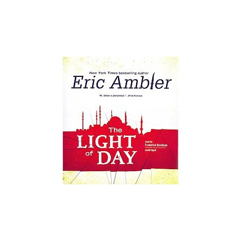 Light of Day (Unabridged) (Compact Disc)