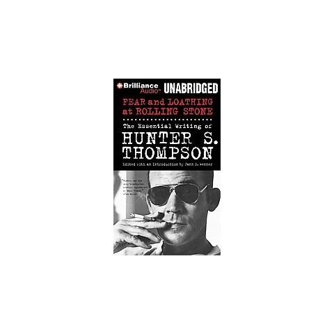 Fear and Loathing at Rolling Stone (Unabridged) (Compact Disc)