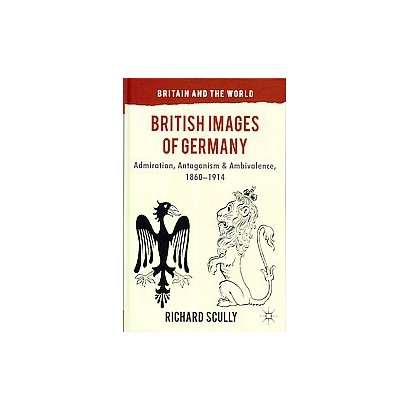 British Images of Germany (Hardcover)