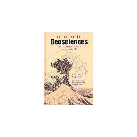 Advances in Geociences (28) (Hardcover)