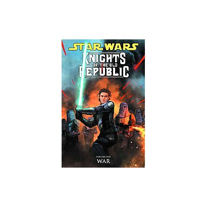 Star Wars: Knights of the Old Republic 10 (Paperback)